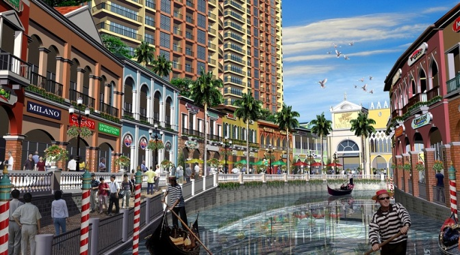 VENICE LUXURY RESIDENCES – FORT MCKINLEY HILL