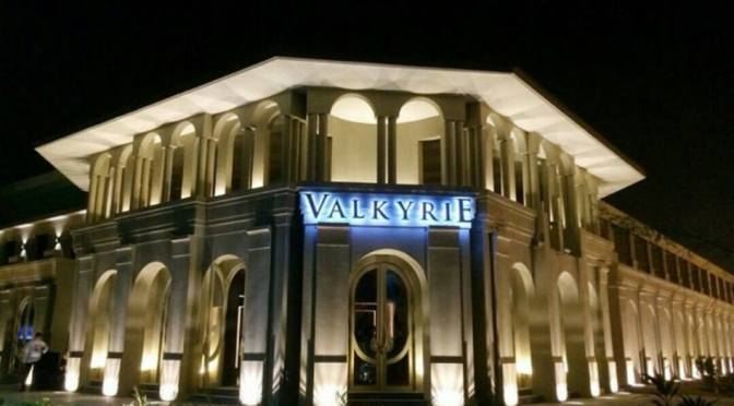 The Valkyrie High End Bar at the Palace – Uptown Bonifacio