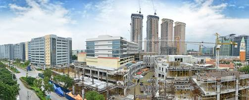 Venice Update fort mckinley hill