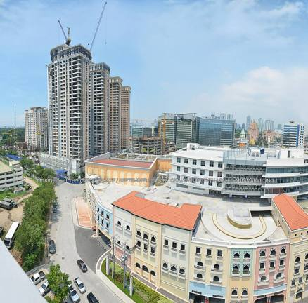 Venice Update Mckinley hill fort